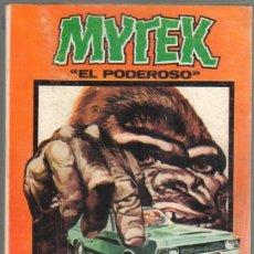Cómics: MITEK EL PODEROSO Nº 5 ÚLTIMO - EDICION ESPECIAL 288 PGS - CON GALERIA DE FIGURAS MARVEL. Lote 50503035
