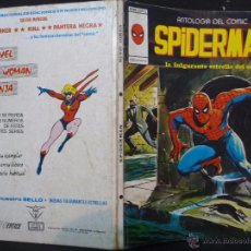 Cómics: SPIDERMAN. ANTOLOGÍA DEL CÓMIC Nº 17. VÉRTICE. Lote 50504034