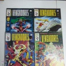 Cómics: LOS VENGADORES VOL 2 LOTE DE 4 Nº 42-44-45-47. Lote 50573299
