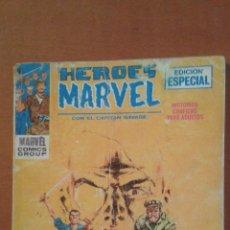 Cómics: HEROES MARVEL Nº 4 VOL. 1 ** VERTICE ** TACO **. Lote 50624947