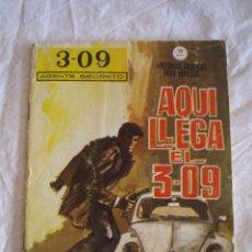 Cómics: 3-09 AGENTE SECRETO ( VÉRTICE ) Nº 1. Lote 50685902