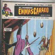 Comics: EL HOMBRE ENMASCARADO. Nº 33. Lote 50759597