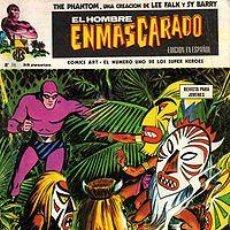 Comics: EL HOMBRE ENMASCARADO. Nº 36. Lote 50759677