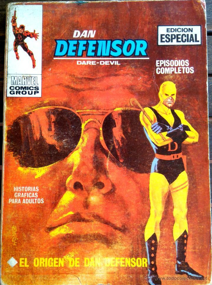 Cómics: VERTICE V. TODOS Nº 1 LOS 4 FANTASTICOS,LOS VENGADORES,ESTELA PLATEADA,CONAN,DAN DEFENSOR,THOR,NAMOR - Foto 6 - 50761159