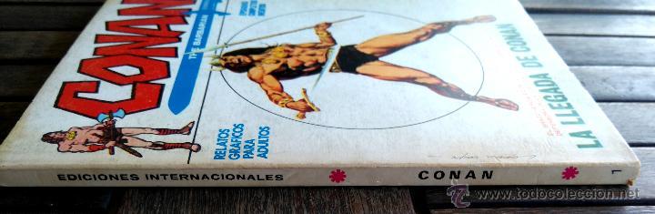 Cómics: VERTICE V. TODOS Nº 1 LOS 4 FANTASTICOS,LOS VENGADORES,ESTELA PLATEADA,CONAN,DAN DEFENSOR,THOR,NAMOR - Foto 21 - 50761159
