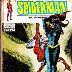 Cómics: SPIDERMAN 37, CONAN 59, 4 FANTASTICOS 15. 3 TACOS VERTICE. Lote 50796779