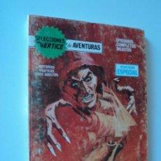 Cómics: COMIC TACO SELECCIONES VERTICE DE AVENTURAS Nº 33 VIAJE SIN RETORNO 1969 DIFICIL R.100. Lote 50807221