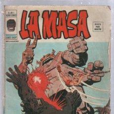 Cómics: REVISTA PARA ADULTOS. LA MASA. V.3 - Nº 5. MUNDI COMICS. Lote 50909101