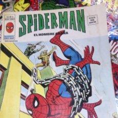 Cómics: SPIDERMAN EL HOMBRE ARAÑA VÉRTICE VOLUMEN 2 NÚMERO 10. Lote 50968368