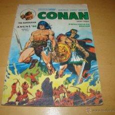 Cómics: CONAN THE BARBARIAN - ANUAL 80 - NUMERO 1 - VERTICE. Lote 51012300