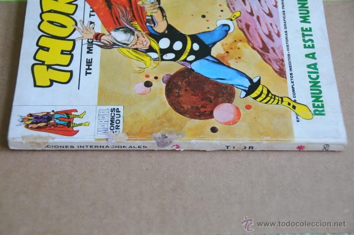 Cómics: Thor nº 29. Renuncia a este mundo. Ediciones Veritce V-1. Completo 128 Pág. - Foto 3 - 51058811