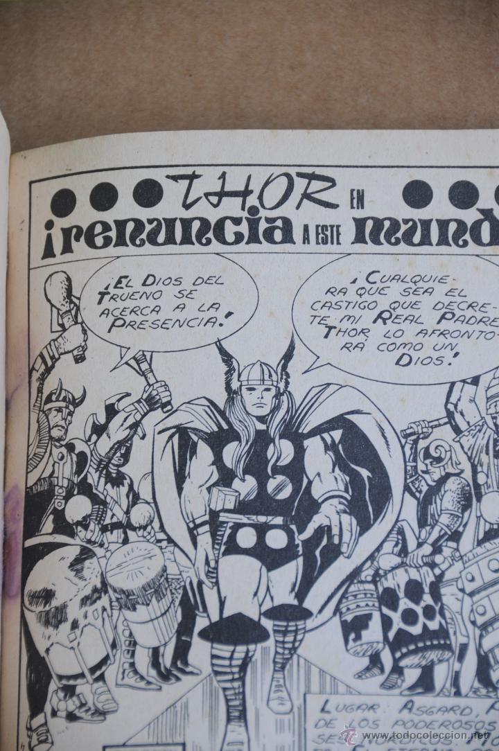 Cómics: Thor nº 29. Renuncia a este mundo. Ediciones Veritce V-1. Completo 128 Pág. - Foto 5 - 51058811