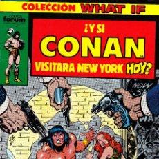 Cómics: COLECCIÓN WHAT IF. 1 AL 3. Lote 51068394