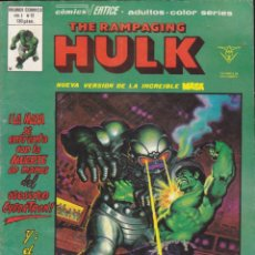 Cómics: COMIC COLECCION THE RAMPLING HULK Nº 12. Lote 51099324