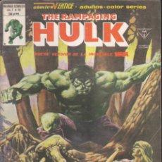 Cómics: COMIC COLECCION THE RAMPLING HULK Nº 10. Lote 51099353