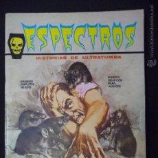 Cómics: ESPECTROS Nº 5. VÉRTICE. Lote 51200232