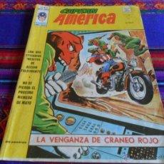 Comics : VÉRTICE VOL. 3 CAPITÁN AMÉRICA Nº 15. 35 PTS. 1977. LA VENGANZA DE CRÁNEO ROJO.. Lote 51217075