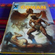 Cómics: VÉRTICE MUNDI COMICS ANTOLOGÍA COMIC Nº 5 CONAN. 300 PTS. 1977. REGALO EL BUCANERO.. Lote 51218212