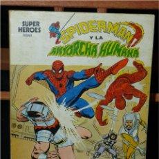 Cómics: SUPER HEROES Nº 2 (VÉRTICE TACO) COMPLETO EN BUEN ESTADO. Lote 51344388