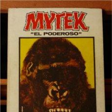 Fumetti: MYTEK Nº 1 (VERTICE TACO, EDICIÓN ESPECIAL GIGANTE) 456 PP. COMO NUEVO, VER FOTOS. Lote 51346880
