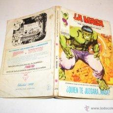 Cómics: VERTICE MARVEL COMIC GROUP TACO VOL. 1 LA MASA Nº 25.. Lote 51393802