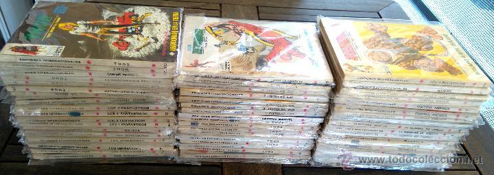 VERTICE 1,LOTE 48 COMICS,BUEN ESTADO,CAPITAN AMERICA,MARVEL,SPIDERMAN,THOR,NAMOR,MASA,PATRULLA X ETC (Tebeos y Comics - Vértice - Thor)