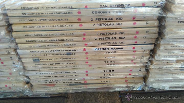 Cómics: VERTICE 1,LOTE 48 COMICS,BUEN ESTADO,CAPITAN AMERICA,MARVEL,SPIDERMAN,THOR,NAMOR,MASA,PATRULLA X ETC - Foto 2 - 51444630