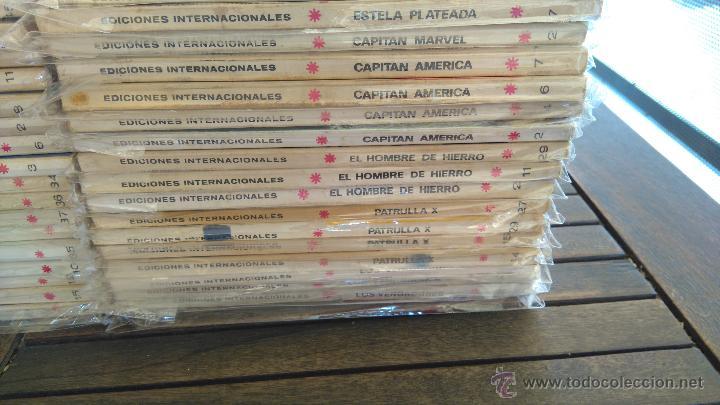 Cómics: VERTICE 1,LOTE 48 COMICS,BUEN ESTADO,CAPITAN AMERICA,MARVEL,SPIDERMAN,THOR,NAMOR,MASA,PATRULLA X ETC - Foto 4 - 51444630