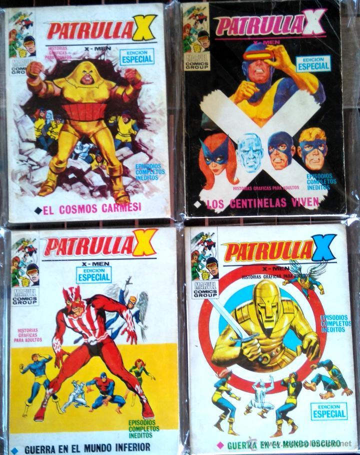 Cómics: VERTICE 1,LOTE 48 COMICS,BUEN ESTADO,CAPITAN AMERICA,MARVEL,SPIDERMAN,THOR,NAMOR,MASA,PATRULLA X ETC - Foto 8 - 51444630