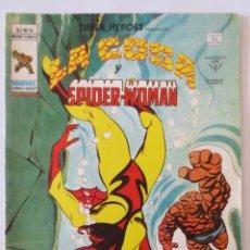 Cómics: LA COSA Y SPIDER WOMAN VOL 2 Nº 94 VERTICE. Lote 51462053