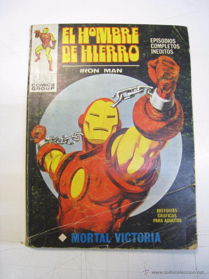 IRON MAN IRONMAN EL HOMBRE DE HIERRO - TOMO 24 - VERTICE VOL. 1 (Tebeos y Comics - Vértice - Hombre de Hierro)