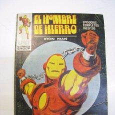 Cómics: IRON MAN IRONMAN EL HOMBRE DE HIERRO - TOMO 24 - VERTICE VOL. 1. Lote 51474189