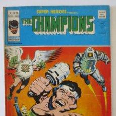 Cómics: THE CHAMPIONS V 1 Nº 76 VERTICE. Lote 51549621