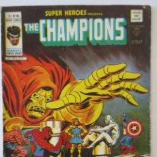 Cómics: THE CHAMPIONS V 2 Nº 85 VERTICE. Lote 51549768