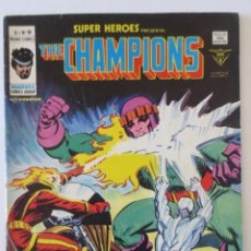 Cómics: THE CHAMPIONS V 2 96 VERTICE. Lote 51549837
