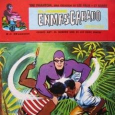 Cómics: EL HOMBRE ENMASCARADO. NROS. 39 Y 41. COMICS ART. 1974.. Lote 51585540