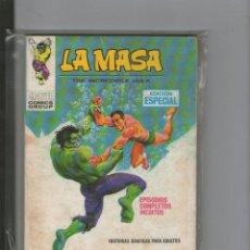 Cómics: LA MASA Nº 8 VOL. 1. VERTICE.DA . Lote 51591700