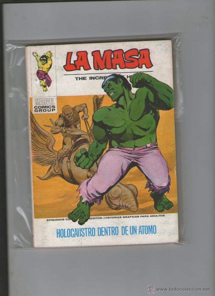 LA MASA Nº 27 VOL. 1. VERTICE.DA (Tebeos y Comics - Vértice - La Masa)