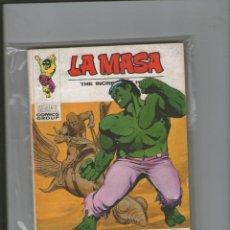 Cómics: LA MASA Nº 27 VOL. 1. VERTICE.DA . Lote 51592460