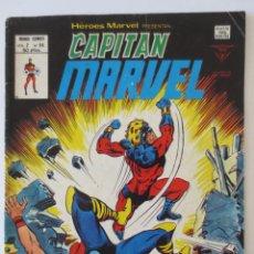 Cómics: CAPITAN MARVEL VOL 2 Nº 58 VERTICE. Lote 51625004