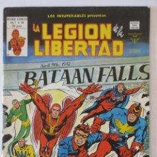 Cómics: LA LEGION DE LA LIBERTAD VOL 1 Nº 34 VERTICE. Lote 51631844