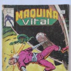 Cómics: MAQUINA VITAL VOL 1 Nº 6 VERTICE. Lote 51632463