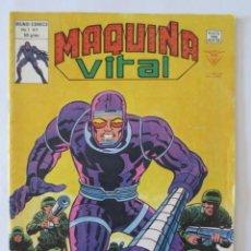 Cómics: MAQUINA VITAL VOL 1 Nº 1 VERTICE. Lote 51632742