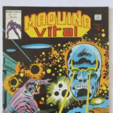Cómics: MAQUINA VITAL VOL 1 Nº 2 VERTICE. Lote 51632805