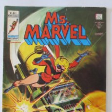 Comics: MS. MARVEL V 1 Nº 3 VERTICE. Lote 51633933
