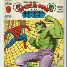 Comics : SPIDERMAN Y LA MASA Nº 9 VERTICE. Lote 51646534