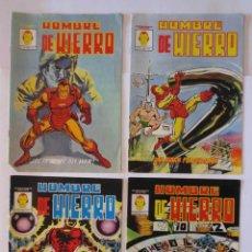 Cómics: HOMBRE DE HIERRO COMPLETA VERTICE. Lote 51647943