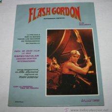 Cómics: FLASH GORDON, EDICION GRAFICA DE LA PELICULA, EDICIONES VERTICE 1980. Lote 51679390
