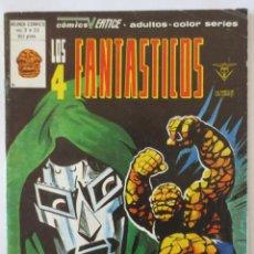 Cómics: LOS 4 FANTASTICOS VOL 3 Nº 33 VERTICE. Lote 51689577