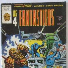 Cómics: LOS 4 FANTASTICOS VOL 3 Nº 29 VERTICE. Lote 51689871